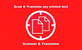 Scan & Translate